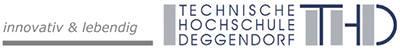Logo der Technischen Hochschule Deggendorf