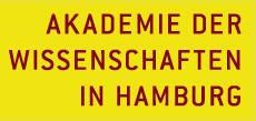 Logo Akademie der Wissenschaften in Hamburg