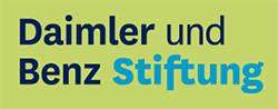 Logo Daimler und Benz Stiftung