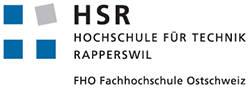 Logo der HSR Hochschule für Technik Rapperswil
