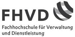 Logo Fachhochschule für Verwaltung und Dienstleistung (FHVD)
