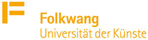 Logo Folkwang Universität der Künste Essen