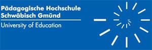 Logo der Pädagogischen Hochschule Schwäbisch Gmünd