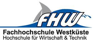 Logo Fachhochschule Westküste