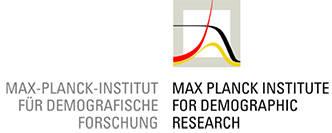 Logo - Max-Planck-Institut für demografische Forschung