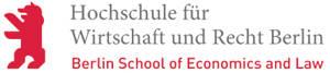 Logo der Hochschule für Wirtschaft und Recht (HWR) Berlin
