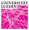 Logo der Universität Luzern