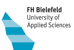Logo Fachhochschule Bielefeld