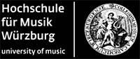 Logo der Hochschule für Musik Würzburg