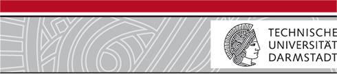 Logo - Technische Universität Darmstadt