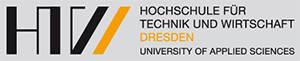 Logo Hochschule für Technik und Wirtschaft (HTW) Dresden