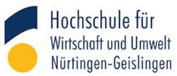 Logo Hochschule für Wirtschaft und Umwelt Nürtingen-Geislingen (HfWU)