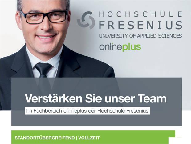 Hochschule Fresenius online plus