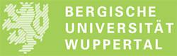 Logo der Bergischen Universität Wuppertal