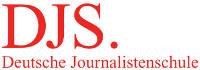 Logo der Deutschen Journalistenschule (DJS)
