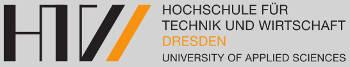 Logo der Hochschule für Technik und Wirtschaft Dresden