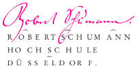 Logo der Robert Schumann Hochschule Düsseldorf