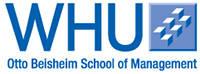 Logo der WHU - Otto Beisheim School of Management