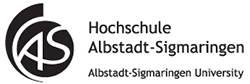 Logo der Hochschule Albstadt-Sigmaringen