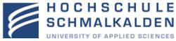 Logo der Hochschule Schmalkalden