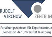 Logo des Rudolf-Virchow-Zentrum für Experimentelle Biomedizin der Universität Würzburg