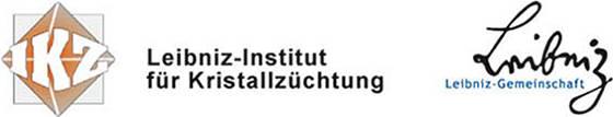 Logo - Leibniz-Institut für Kristallzüchtung