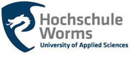 Logo - Hochschule Worms