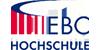 Professur (W2) Gesundheitsmanagement - EBC Hochschule - Logo