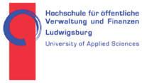 Logo der Hochschule für öffentliche Verwaltung und Finanzen Ludwigsburg