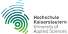 Professur (W2) Datenbanken und Datenanalyse - Hochschule Kaiserslautern - Logo
