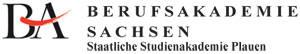 Logo der Berufsakademie Sachsen - Plauen