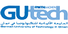 Associate Professor/ Assistant Professor / Lecturer (f/m) in the areas of Urban Planning and Design, Architecture, Building Construction - German University of Technology in Oman (GUtech) - Logo
