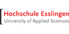 Wissenschaftlicher Angestellter (m/w) Labor Werkstoff- und Fügetechnik der Fakultät Fahrzeugtechnik - Hochschule Esslingen - Logo