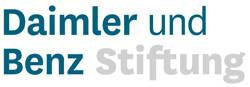 Logo der Daimler und Benz Stiftung