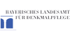 Wissenschaftlicher Referent (m/w) Museumsberatung und -betreuung - Bayerisches Landesamt für Denkmalpflege - Logo