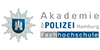 Professur (W2) für Angewandte Informatik, insbesondere Cybercrime - Akademie der Polizei Hamburg - Logo