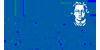 Professur (W2) für Atomistische Geomaterialforschung - Goethe-Universität Frankfurt am Main / Helmholtz-Zentrum Potsdam - Deutsches GeoForschungsZentrum (GFZ) - Logo