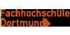 """Professur (W2) """"Datenverarbeitung und IT-Sicherheit in der Energiewirtschaft"""" - Fachhochschule Dortmund - Logo"""