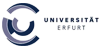 Fellowship for Researcher (f/m) Cultural and Social Studies - University of Erfurt - Logo