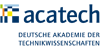 """Wissenschaftlicher Referent (m/w) """"Plattform Lernende Systeme"""" - Deutsche Akademie der Technikwissenschaften (acatech) - Logo"""