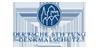 Abteilungsleiter (m/w) Fördererkommunikation und Fundraising - Deutsche Stiftung Denkmalschutz - Logo