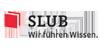 Generaldirektor (m/w) - Sächsische Landesbibliothek - Staats- und Universitätsbibliothek Dresden (SLUB) - Logo