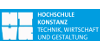 Professur (W2) für Wirtschaftsinformatik mit dem Schwerpunkt Informationsmanagement - Hochschule Konstanz Technik, Wirtschaft und Gestaltung (HTWG) - Logo