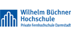 """Professur """"Medieninformatik"""" - Wilhelm Büchner Hochschule Pfungstadt - Logo"""
