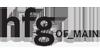 Wissenschaftlicher Koordinator (m/w) für Forschungschwerpunkt »Infrastruktur - Design - Gesellschaft« - Hochschule für Gestaltung (HfG) Offenbach (am Main) - Logo