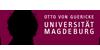 """Professur (W3) """"Germanistische Linguistik"""" - OTTO-VON-GUERICKE-UNIVERSITÄT MAGDEBURG - Logo"""