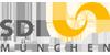 Professur für digitale Kommunikation & Change - Hochschule für Angewandte Sprachen (SDI) München - Logo
