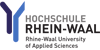 """Professur """"Sicherheit, Gesundheitsschutz, Umweltschutz und Qualitätswesen (SHEQ)"""" - Hochschule Rhein-Waal - Logo"""