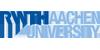 Universitätsprofessur (W3) Siedlungswasserwirtschaft und Wassergütewirtschaft - Rheinisch-Westfälische Technische Hochschule Aachen (RWTH) - Logo