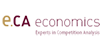 Competition Economists (f/m) - E.CA Economics GmbH - Logo